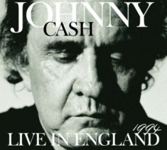 Cash Johnny - Live In England