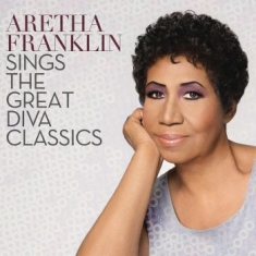 Franklin Aretha - Aretha Franklin Sings The Great Div
