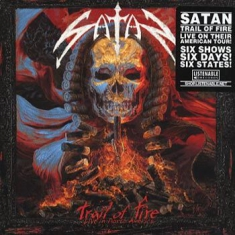 Satan - Trail Of Fire - Live In North
