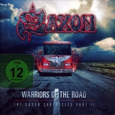 Saxon - Warriors Of The Road - The Sax