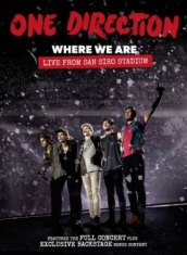 One Direction - Where We Are: Live From San Siro St