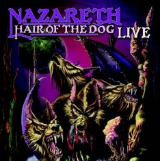 Nazareth - Hair Of The Dog - Live