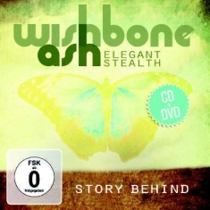 Wishbone Ash - Elegant Stealth (2Cd+Dvd)