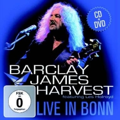 Barclay James Harvest - Live In Bonn (Cd+Dvd)