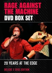 Rage Against The Machine - Dvd Collectors Box (2 Dvd Set Docum