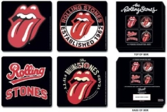 Rolling Stones - Rolling Stones Coaster set 1