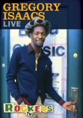 Gregory Isaacs - Live Rockers Tv