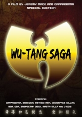 Wu-tang Clan - Wu-Tang Clan Saga  - Dvd Documentar