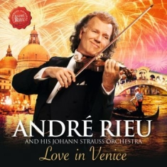 Rieu André - Love In Venice