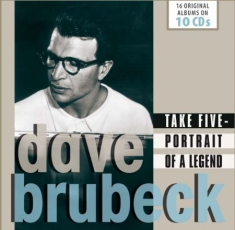 Brubeck Dave - Take Five - Portrait Of A Legend