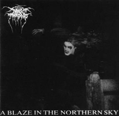 Darkthrone - A Blaze In The Northern Sky i gruppen Minishops / Darkthrone hos Bengans Skivbutik AB (1151072)