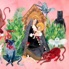 Father John Misty - I Love You, Honeybear (Inkl.Cd)