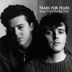 Tears For Fears - Songs From The Big Chair (Vinyl)