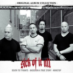 Sick Of It All - Original Album Collection (Death To