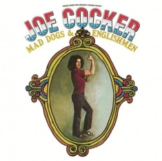COCKER, JOE - Mad Dogs & Englishmen-Hq-