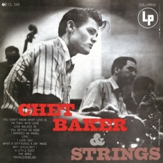 Baker Chet - With Strings