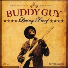 GUY BUDDY - Living Proof -Hq/Reissue-