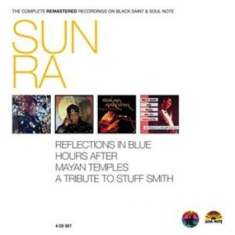 Sun Ra - The Complete Soul Note Recordings