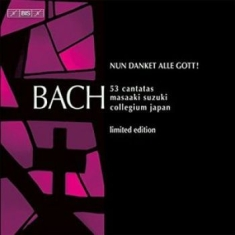 Bach - Church Cantatas Vol 41-55