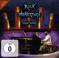 Wakeman Rick - Night Music Cd+Dvd