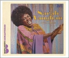 Sarah Vaughan - A Time In My Life