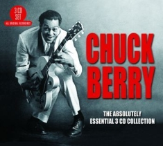 Chuck Berry - Absolutely Essential Collection