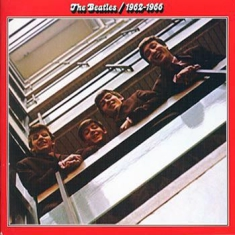 The beatles - The Beatles 1962-1966 (2Lp)