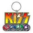 Kiss - Key Chain Logo