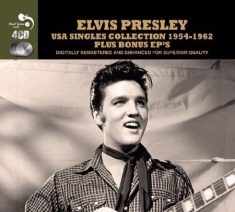 Presley Elvis - Usa Singles Collection