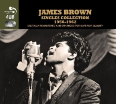James Brown - Singles Collection 1956-62