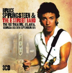 Springsteen Bruce & The E Street Ba - Fox Theatre, Atlanta Usa 1978