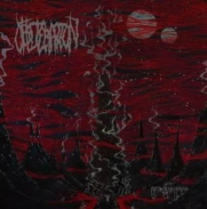 Obliteration - Black Death Horizon (Red With Black