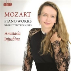 Mozart - Piano Works - Neglected Treasures