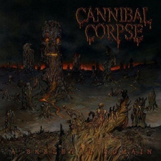 Cannibal Corpse - A Skeletal Domain (Bronze Vinyl)