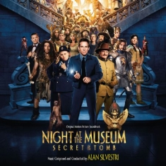 Filmmusik - Night At The Museum: Secret Of The
