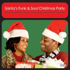 Various - Santa's funk & soul christmas party
