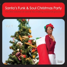 Various - Santa's funk & soul christmas party vol 2