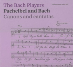Bach Players,The - Kanons Och Kantater