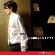 Fray, David - Fantasi C-Dur Wanderer/Pianosonat H