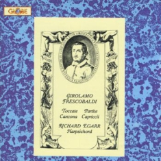 Egarr, Richard - Cambaloverk. Toccate/Partite/Canzon