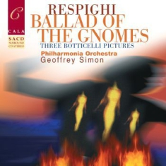 Simon, Geoffrey - Ballad Of The Gnomes/Trittico Botti