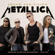 Metallica - Sound And Vision (Dvd + Cd Document