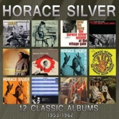 Horace Silver - 12 Classic Albums 1953-1962 (6 Cd)