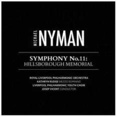 Michael Nyman - Symphony 11 Hillsborough Memor