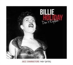 Holiday Billie - Jazz Characters Dont Explain