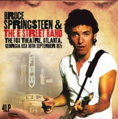 Springsteen Bruce & The E Street Ba - Fox Theatre, Atlanta 1978 (4 X 180