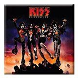 Kiss - Kiss - Fridge Magnet: Destroyer Album