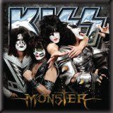 Kiss - Kiss - Fridge Magnet: Monster Album