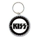Kiss - KISS Keyring: Buzz Saw Logo