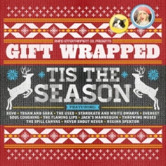 Blandade Artister - Gift Wrapped - Tis the season